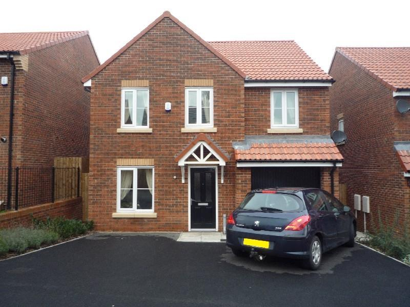 4 Bedrooms Detached House for sale in Spring Lodge Gardens, Guisborough