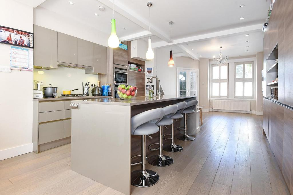 3 Bedrooms Terraced House for sale in Edna Road, Raynes Park, SW20