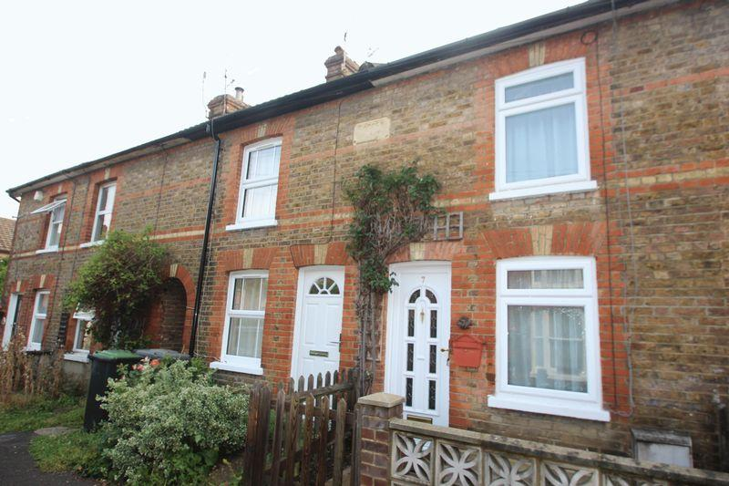 2 Bedrooms Terraced House for sale in Fosse Road, Tonbridge