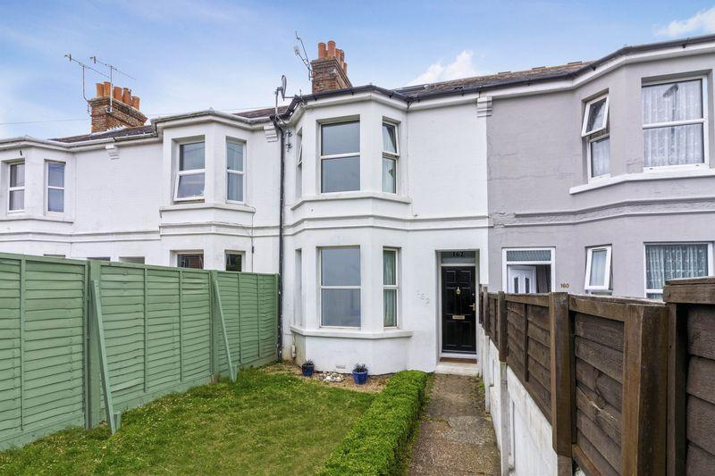 4 Bedrooms Terraced House for sale in South Farm Road, Worthing