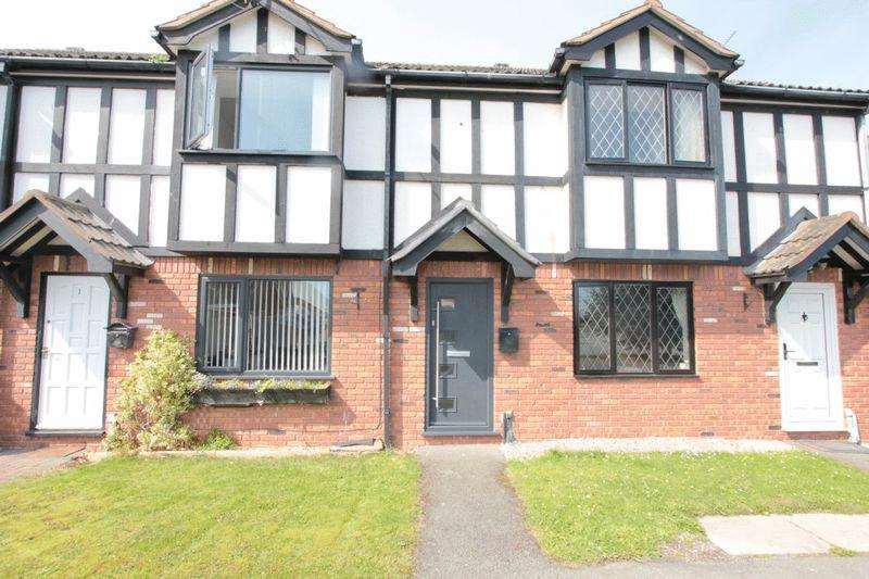 2 Bedrooms Terraced House for sale in Alexanders Way, Kinmel Bay
