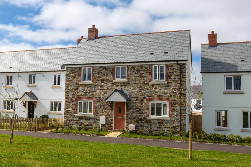 3 Bedrooms Detached House for sale in Cottles View, North Tawton