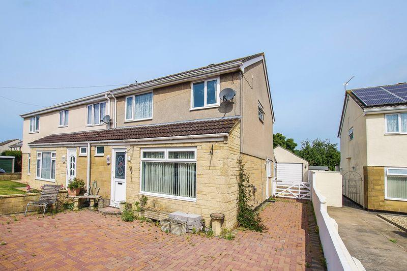 4 Bedrooms Semi Detached House for sale in CLOSE TO WORLE HIGH STREET