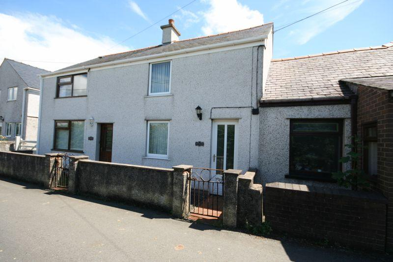 2 Bedrooms Terraced House for sale in Malltraeth, Bodorgan