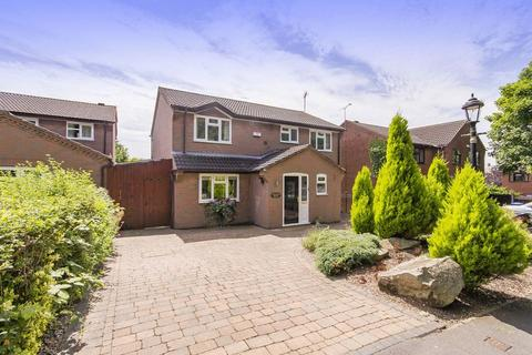 4 bedroom detached house for sale - SINFIN MOOR LANE, CHELLASTON
