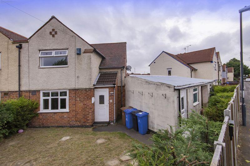 3 Bedrooms Semi Detached House for sale in VARLEY STREET, ALLENTON