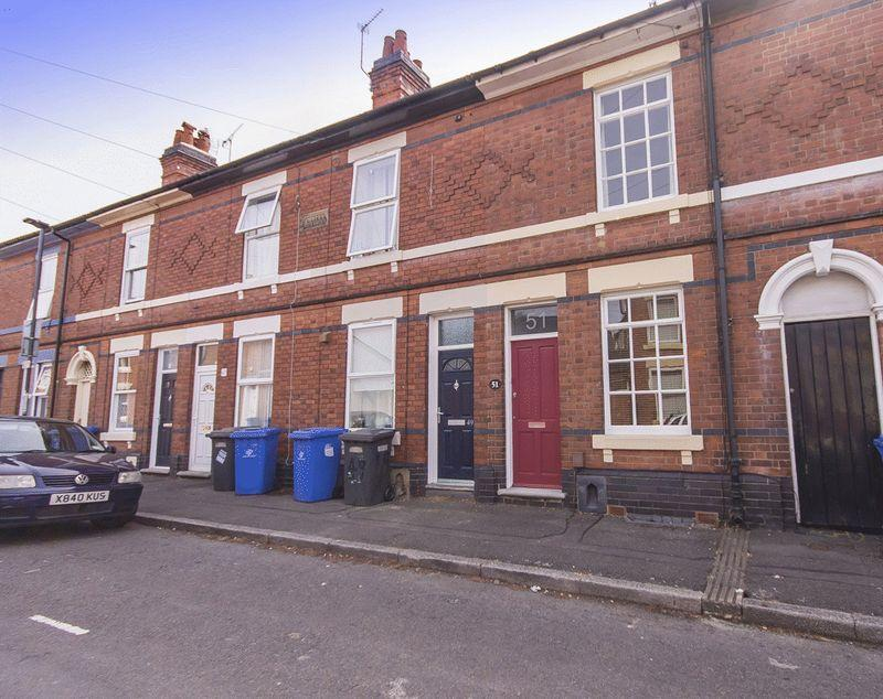 2 Bedrooms Terraced House for sale in LARGES STREET, DERBY