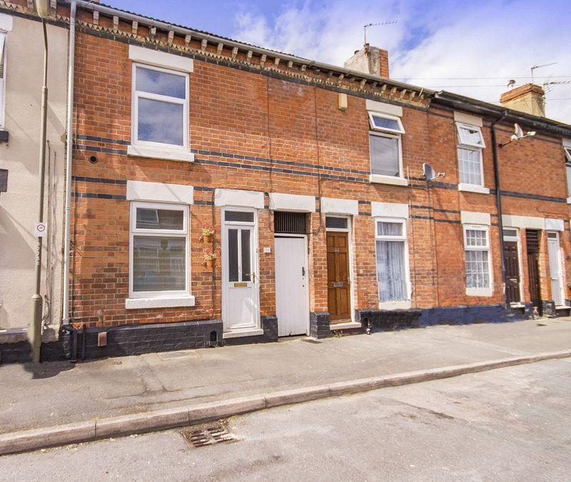 3 Bedrooms Terraced House for sale in LEICESTER STREET, DERBY