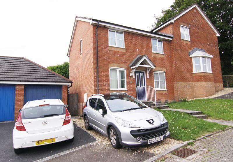 3 Bedrooms Semi Detached House for sale in Upper Crooked Meadow, Okehampton