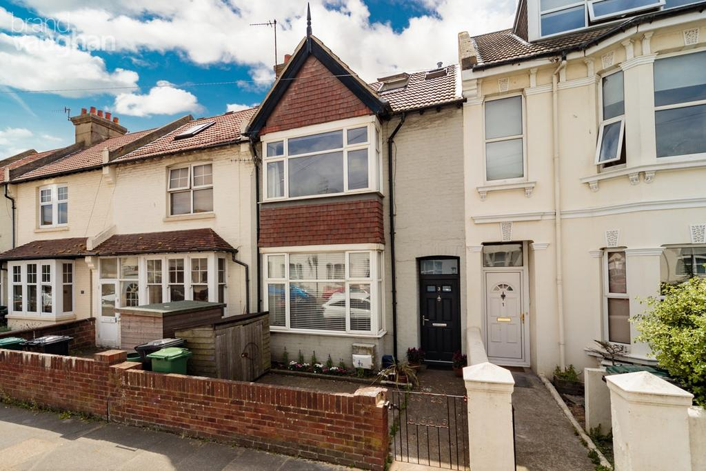 4 Bedrooms Terraced House for sale in Seaford Road, Hove, BN3