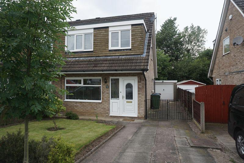 3 Bedrooms Semi Detached House for sale in Bracadale Drive, Davenport