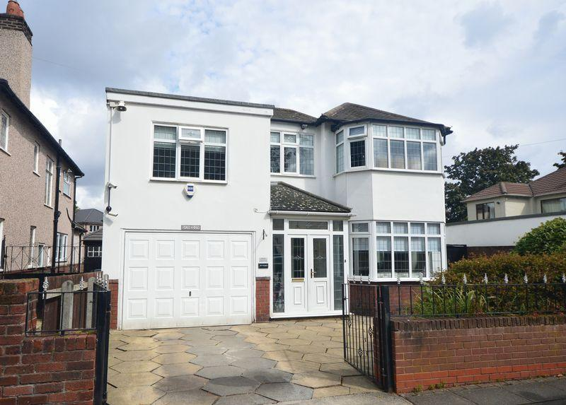 4 Bedrooms Detached House for sale in Aigburth Hall Road, Cressington