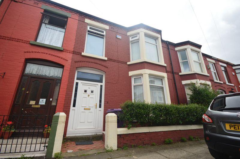 3 Bedrooms Terraced House for sale in Claremont Road, Wavertree