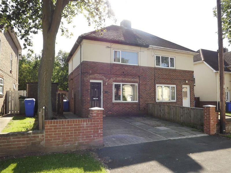 2 Bedrooms Semi Detached House for sale in Arcot Avenue, Cramlington