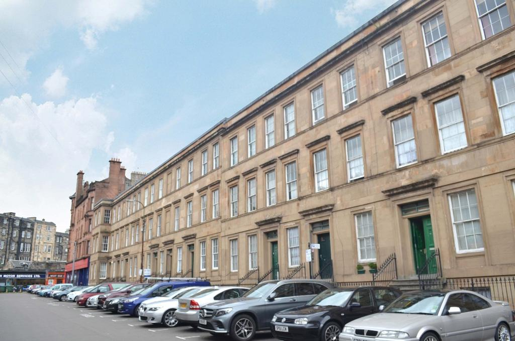 4 Bedrooms Flat for sale in Baliol Street, Flat 2/1, Woodlands, Glasgow, G3 6UU