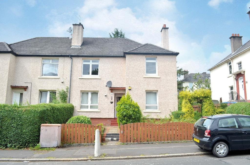 2 Bedrooms Flat for sale in Baldwin Avenue, Knightswood, Glasgow, G13 2JX