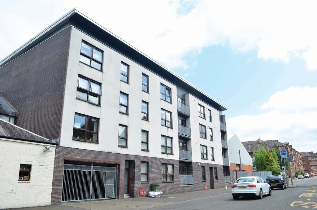 1 Bedroom Flat for sale in Hotspur Street, Flat 3/2, North Kelvinside, Glasgow, G20 8LG