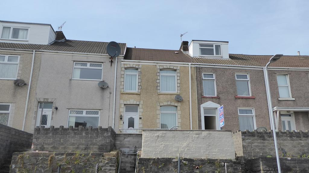 2 Bedrooms Terraced House for sale in North Hill Road, Swansea, SA1