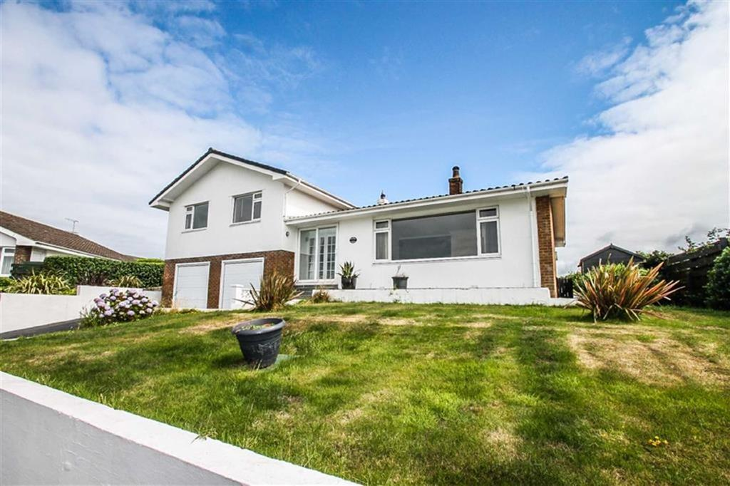 4 Bedrooms Detached House for sale in Viking Hill, Colby, Isle of Man
