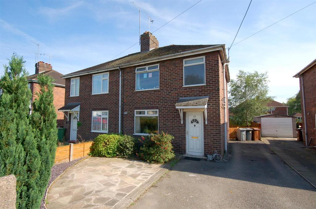 3 Bedrooms Semi Detached House for sale in Talke Road, Alsager