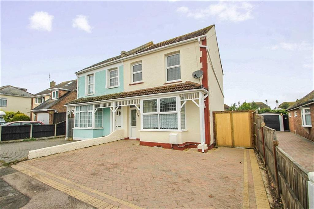 4 Bedrooms Semi Detached House for sale in Holland Road, Clacton-on-sea