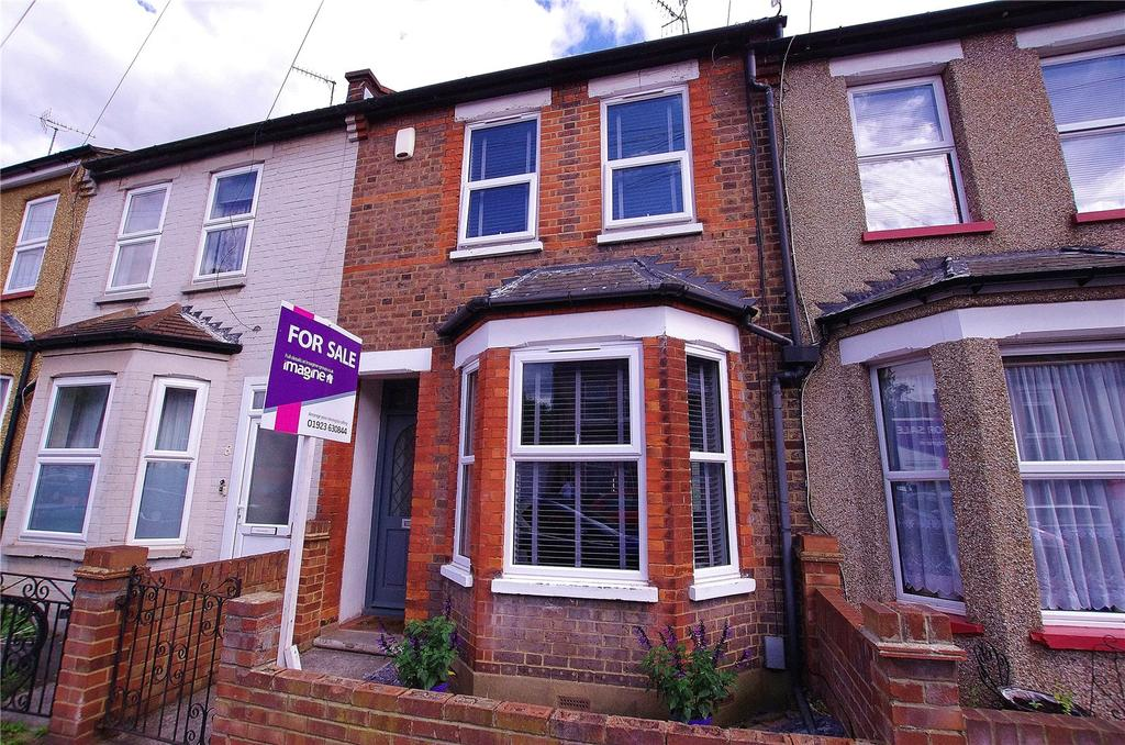 3 Bedrooms Terraced House for sale in Southwold Road, Watford, Hertfordshire, WD24