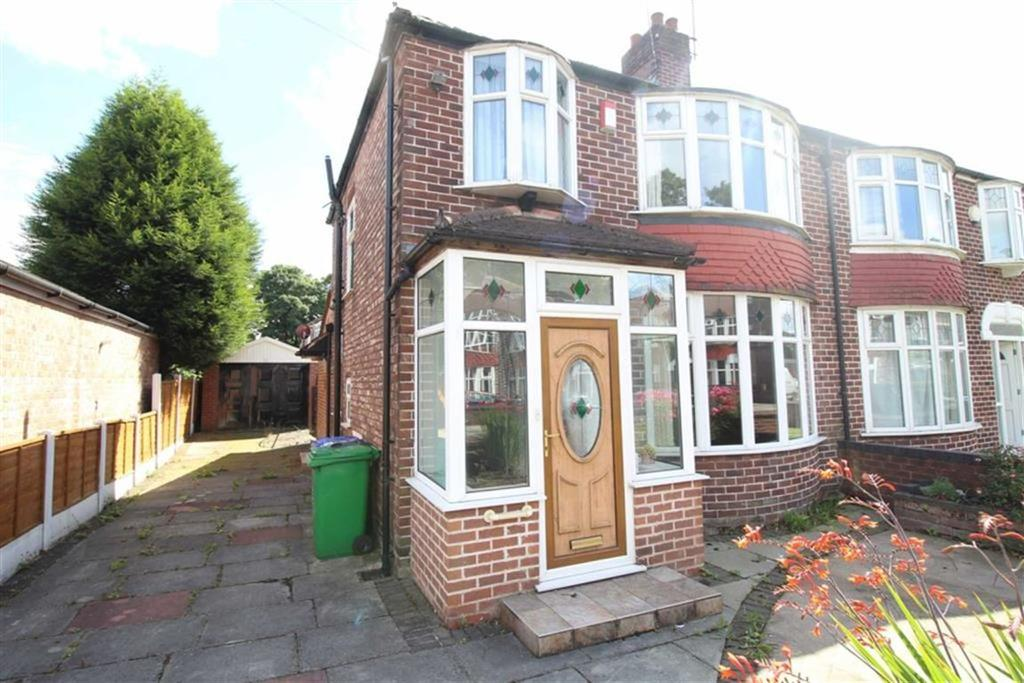 3 Bedrooms House for sale in Arnfield Road, Withington, Manchester