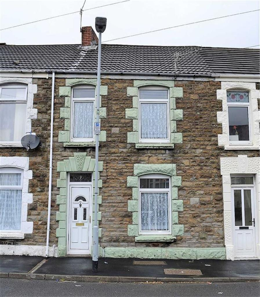 3 Bedrooms Terraced House for sale in Plough Road, Swansea, SA1