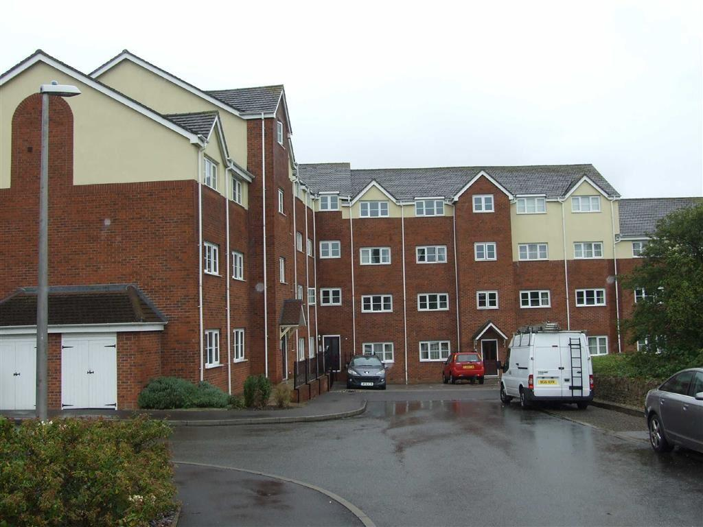 2 Bedrooms Flat for sale in The Waterfront, Exhall
