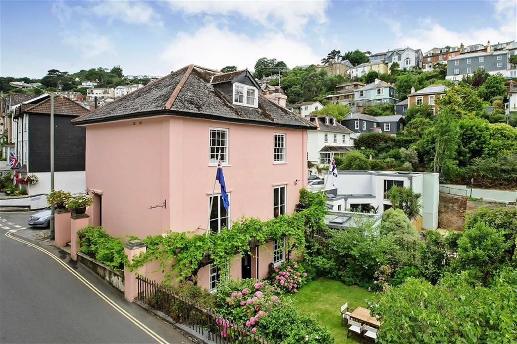 5 Bedrooms Detached House for sale in Victoria Road, Dartmouth, Devon, TQ6