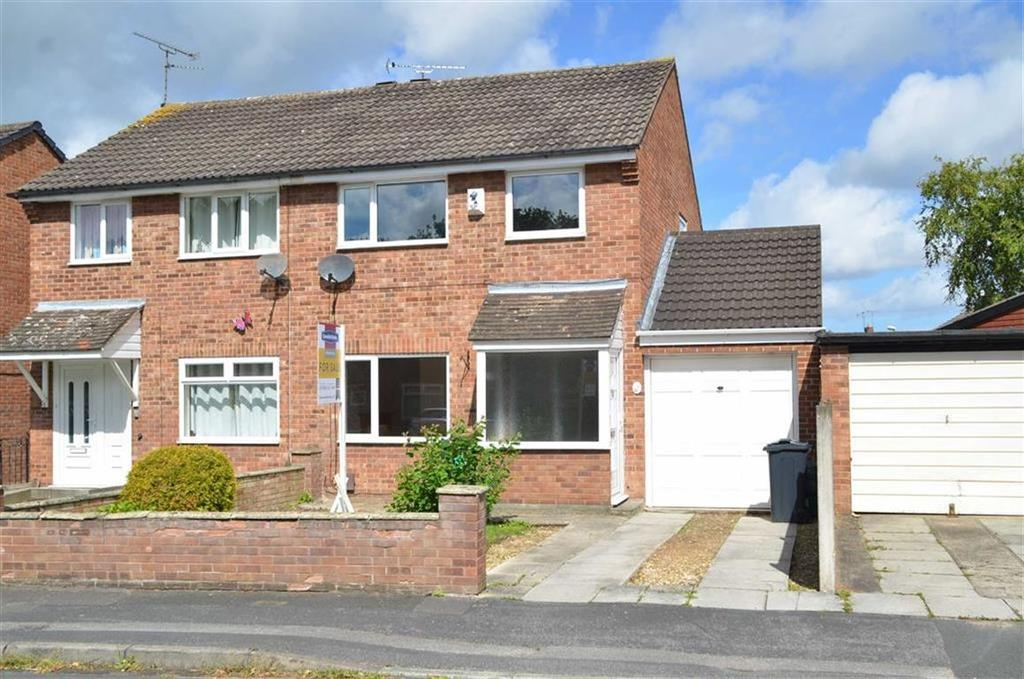 3 Bedrooms Semi Detached House for sale in Dublin Croft, Great Sutton, CH66