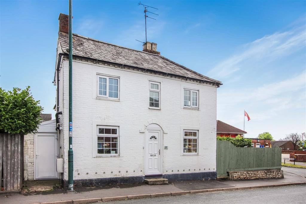 2 Bedrooms Cottage House for sale in Coventry Street, Southam