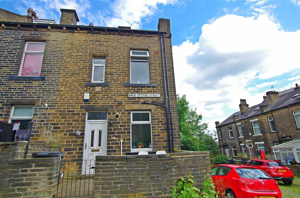 2 Bedrooms End Of Terrace House for sale in Lytton Street, Halifax