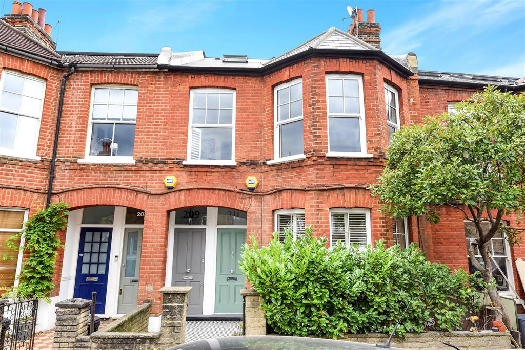 4 Bedrooms Maisonette Flat for sale in Felsham Road, Putney