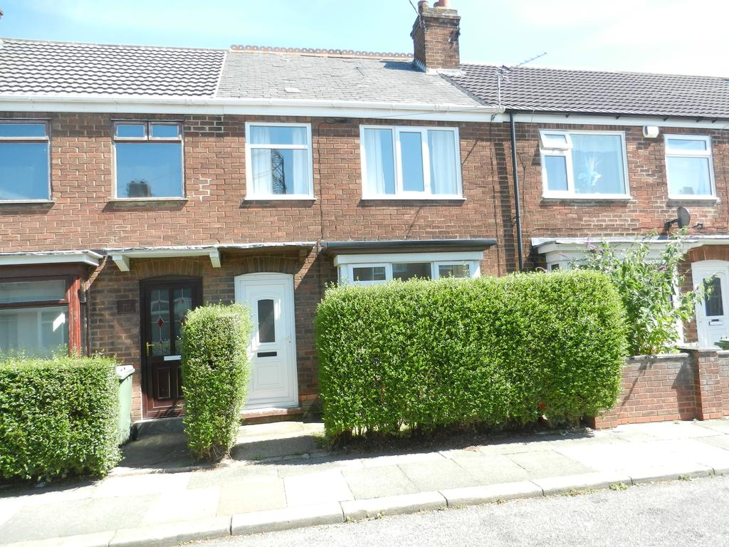 3 Bedrooms Terraced House for sale in Springbank, Grimsby DN34