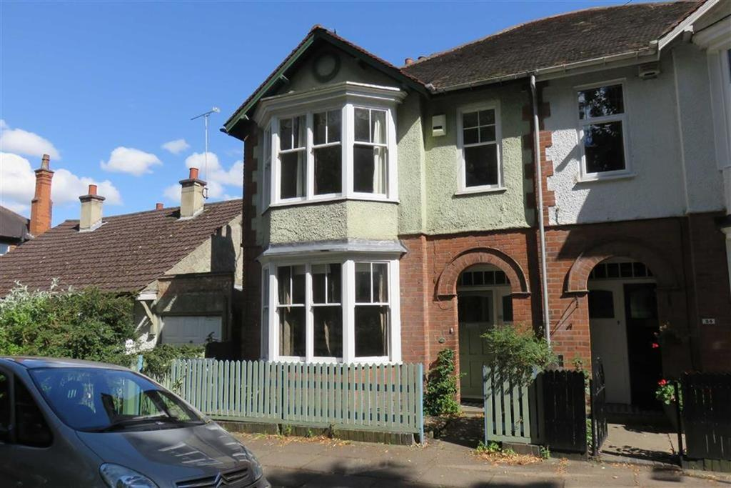4 Bedrooms Semi Detached House for sale in Canterbury Terrace, Off Narborough Road