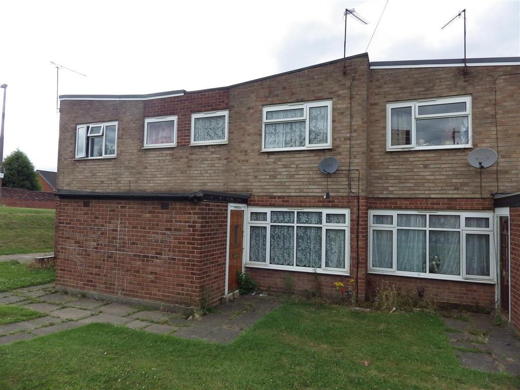 3 Bedrooms Terraced House for sale in Mossvale Close, Cradley Heath