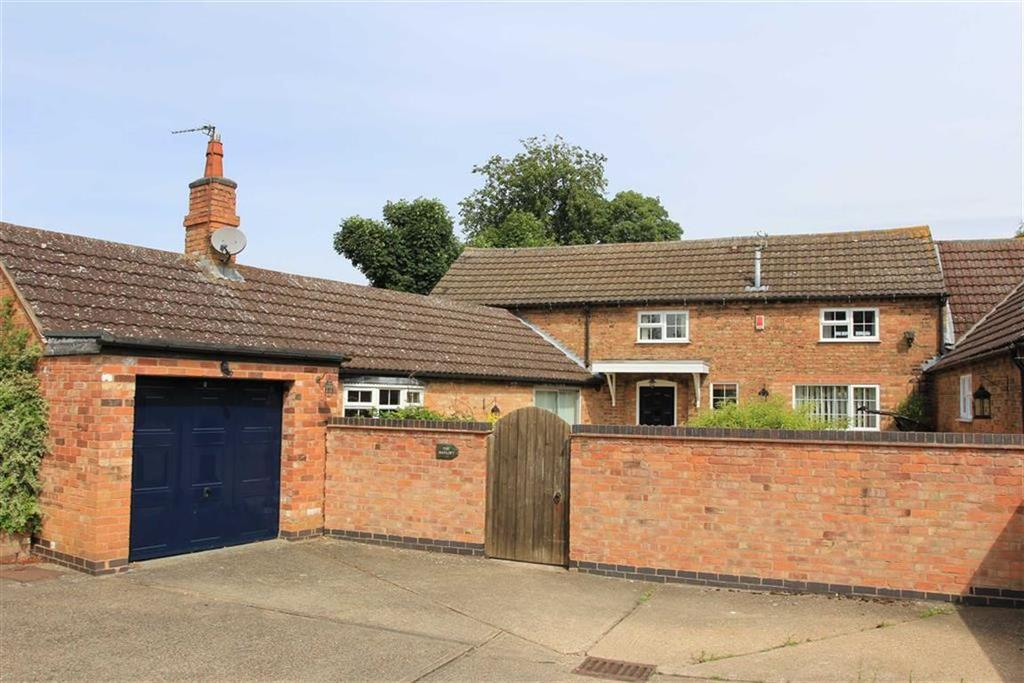 2 Bedrooms Barn Conversion Character Property for sale in Main Street, Bushby, Leicestershire