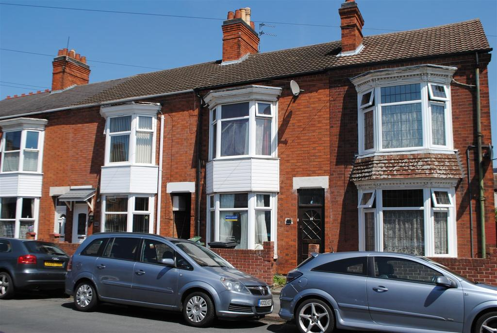 3 Bedrooms Town House for sale in Hudson Street, Loughborough