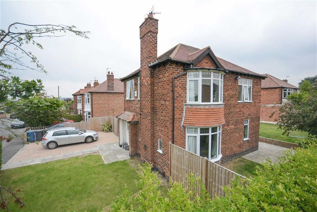 3 Bedrooms Detached House for sale in Haileybury Road, West Bridgford