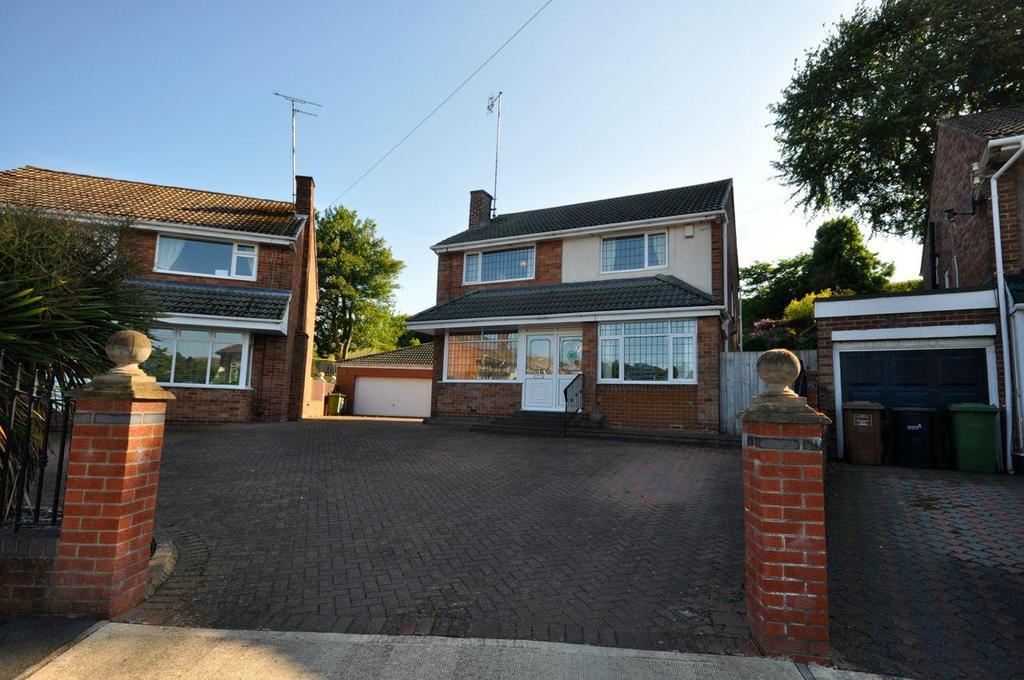 3 Bedrooms Detached House for sale in Nursery Road, Sunderland