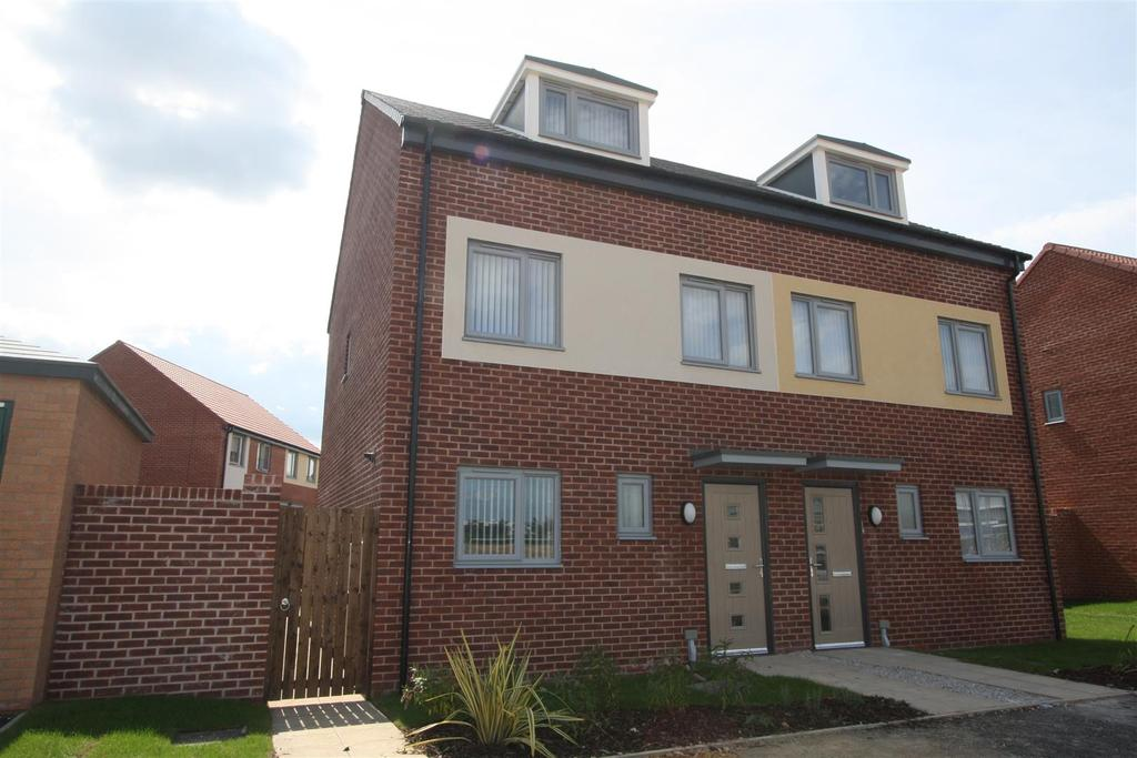 3 Bedrooms House for sale in John William Boulevard, Darlington