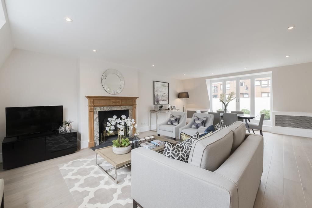 3 Bedrooms Flat for sale in Edith Grove, SW10