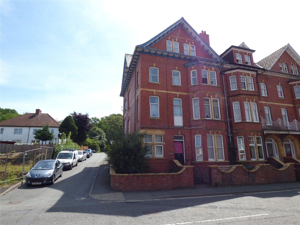 1 Bedroom Apartment Flat for sale in Derrymore, Temple Street, Llandrindod Wells, Powys