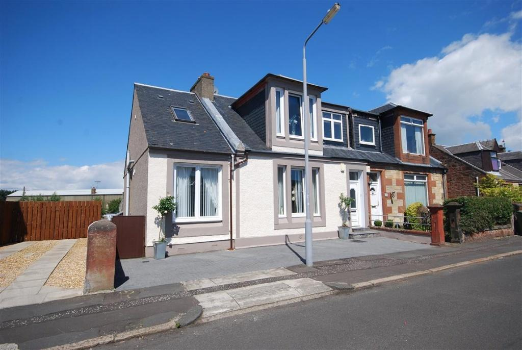 4 Bedrooms Semi-detached Villa House for sale in 13 Hawkhill Avenue, Ayr, KA8 9JP