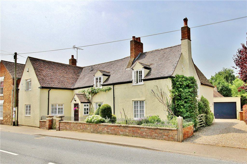 4 Bedrooms Detached House for sale in Church Street, Eckington, Pershore, Worcestershire, WR10
