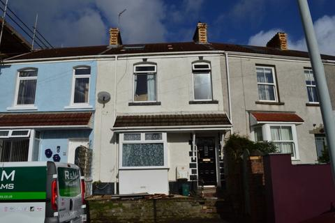 5 bedroom end of terrace house to rent - Bay View Terrace, Brynmill, Swansea. SA1 4LT