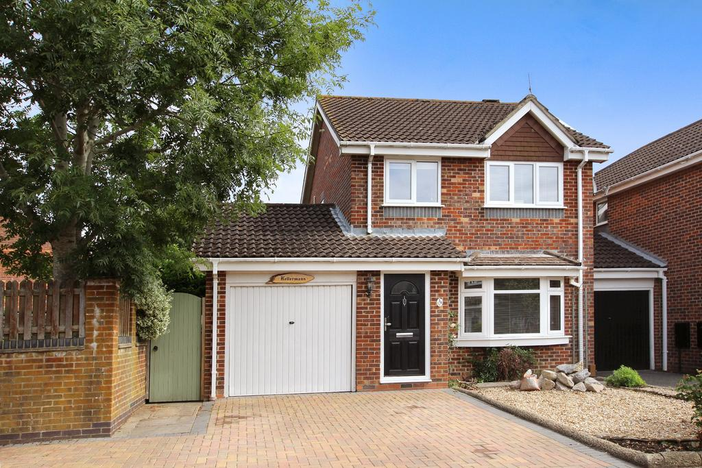 3 Bedrooms Link Detached House for sale in THE WILLOWS, DENMEAD