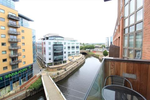 1 bedroom apartment to rent - WATERMANS PLACE, 3 WHARF APPROACH, LEEDS, LS1 4GQ
