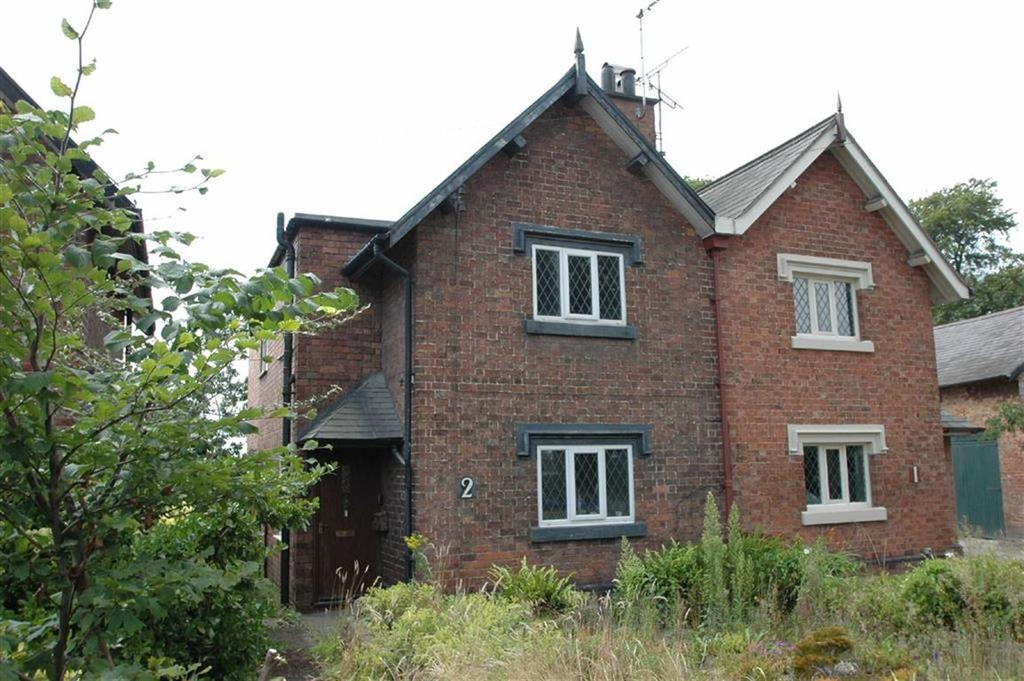 3 Bedrooms Semi Detached House for sale in Bank Cottages, Whitchurch Road, Christleton
